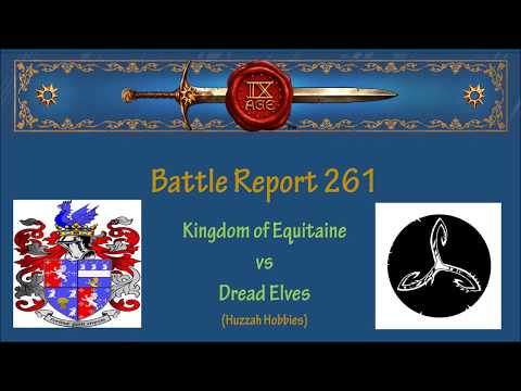 The 9th Age Battle Report 261