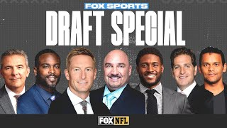 Join joel klatt, jay glazer, peter schrager, urban meyer, reggie bush, and others as they break down the nfl draft in real-time.#foxsports #nfl #2020nfldraft...