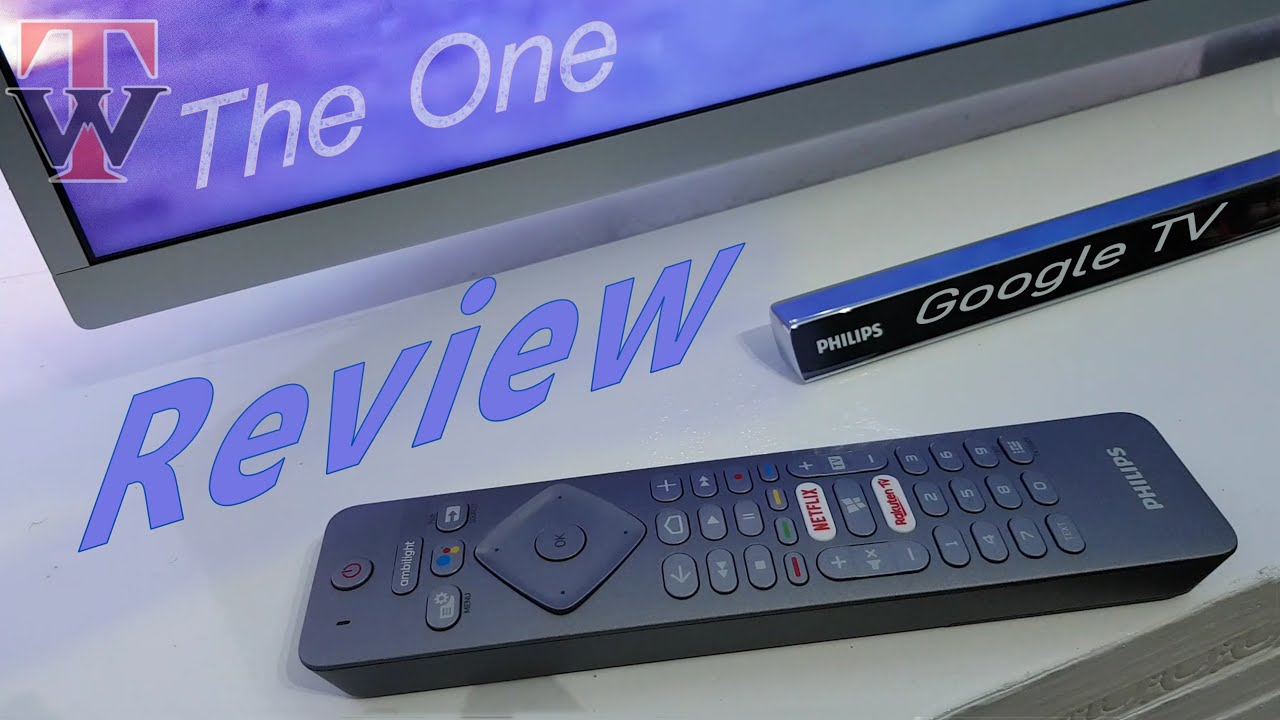 Philips The One 4k Android Tv Review Youtube
