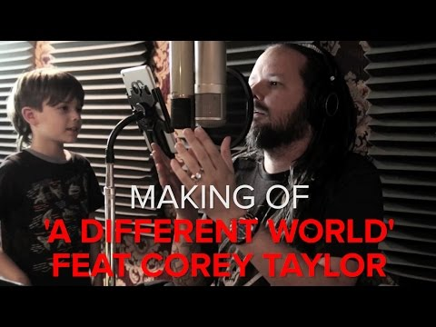 Korn - Making Of 'A Different World (feat. Corey Taylor)'