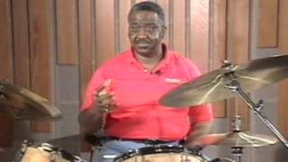 "Bernard ""Pretty"" Purdie:  About Setting Up the Drum Kit - Comfort and Balance"