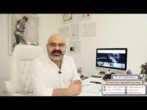 Op. Dr. Tamer Şakrak | Meme küçültme ameliyatında iyileşme süreci