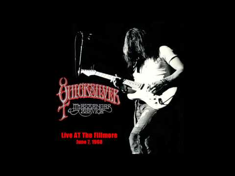 Quicksilver Messenger Service-Gold & Silver-Live 1968