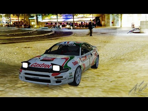 Assetto Corsa-Ready to Race Pack: Toyota Celica ST185 4WD Turbo @ Silverstone GP |