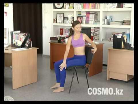 Занятие любовью в офисе видео