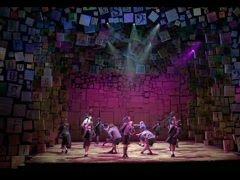 'Matilda: The Musical' Australian Premiere - On Stage Highlights
