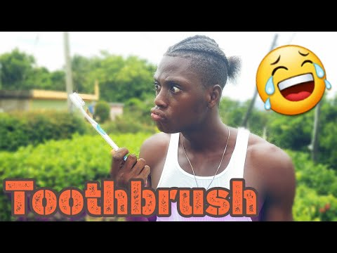 Toothbrush [ Fry Irish Comedy ]