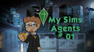 "- Wii MySims Agents - Part 01 ""Of Dogs & Mad Men"""