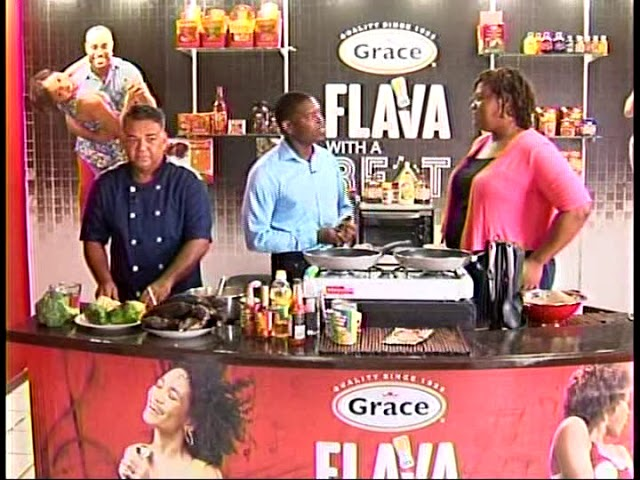 Grace And You Cooking Show   Surinamese Bakabana