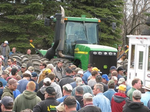 Used Farm Equipment Values Holding Steady Past 18 Months