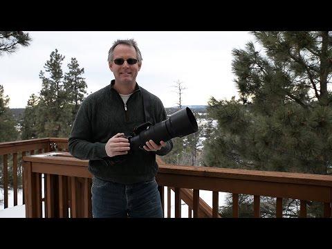 5 Minute Photo - Nikkor 200-500mm f/5.6E VR Performance