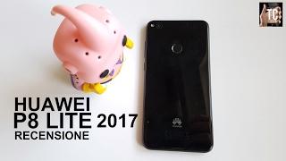 Huawei P8 Lite 2017 recensione | E' tornato!