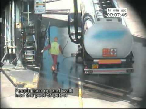 Petrol Leak - HSE.avi
