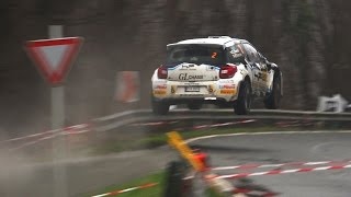 Spa Rally 2017 | Incredible Jumps, Porsche Sound and Max Attack