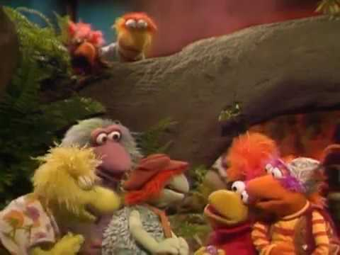 fraggle rock the perfect blue rollie