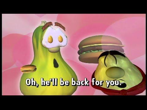 VeggieTales Silly Song Karaoke: His Cheeseburger