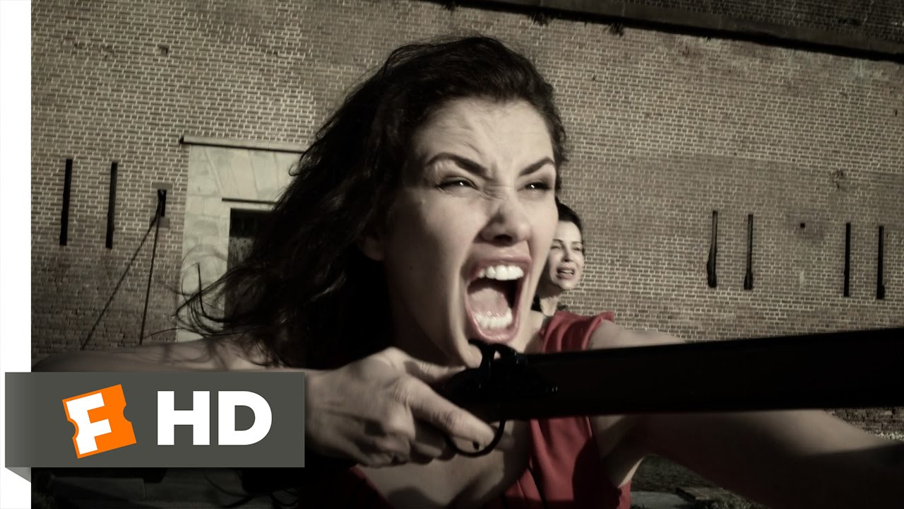 Download Abraham Lincoln vs. Zombies (4/10) Movie CLIP - On the Run (2012) HD