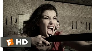 Abraham Lincoln vs. Zombies (4/10) Movie CLIP - On the Run (2012) HD