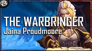 The Warbringer is Here : Jaina Proudmoore Raid Boss