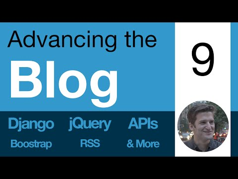 Advancing the Blog: 9 - Django Crispy Forms