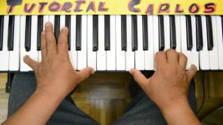 Al final Lilly goodman G - Tutorial Piano Carlos