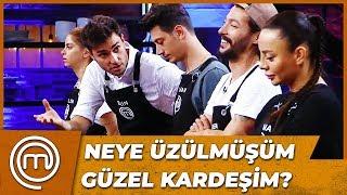 Mustafa ve Ekin'in Eda Tartışması | MasterChef Türkiye 26.Bölüm