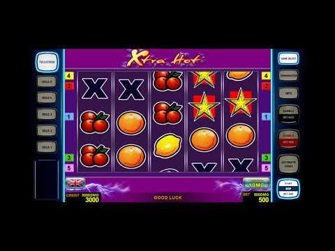 Игровой автомат Xtra Hot  - Обзор Демо Версии