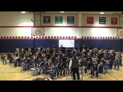 First Christmas Overture - Canyon Vista 6th Grade Band