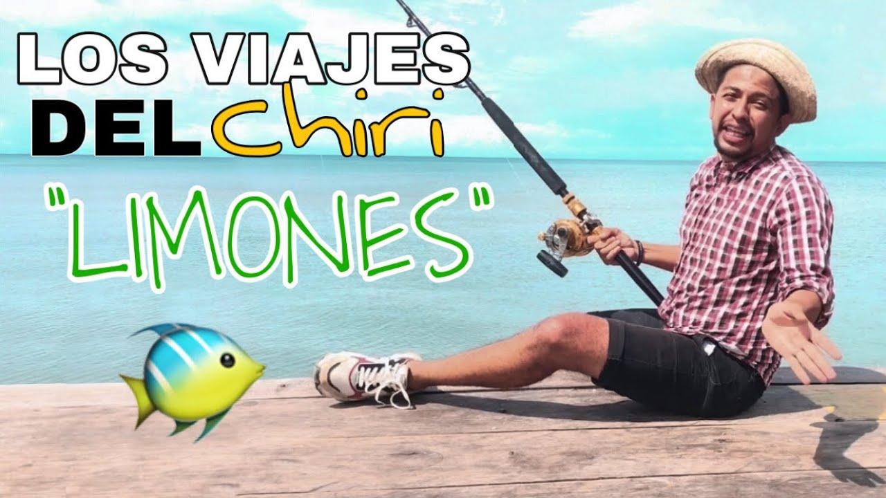 """EL CHIRI en """"Limónes"""" Barú \ los viajes del chiri 🐠🤣"""