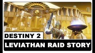 Destiny 2 - Geschichte vom Raid erklärt | Imperator Calus im Exil