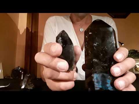 quartz morion