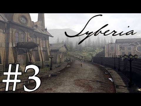 Syberia Walkthrough part 3