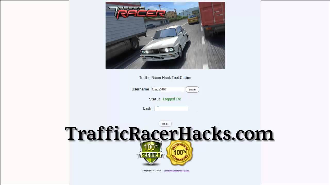 download traffic racer mod apk android 1