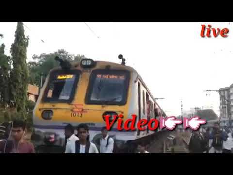 [ LIVE ]Mumbai maharashtra students rail roko andolan (dadar railway station live)