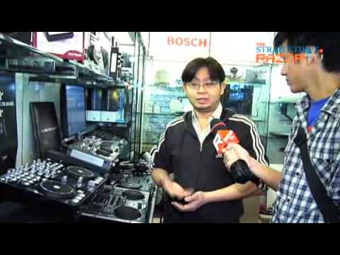 DJ Tech; I-mix Reload MKII in Singapore