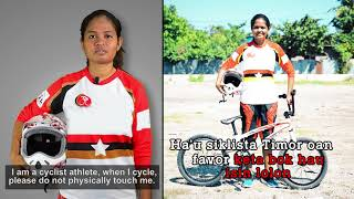 Safe Street and Bike safety | UN Women Timor-Leste