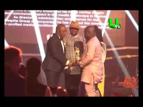 Fadda Dickson Receives Media Excellence Award