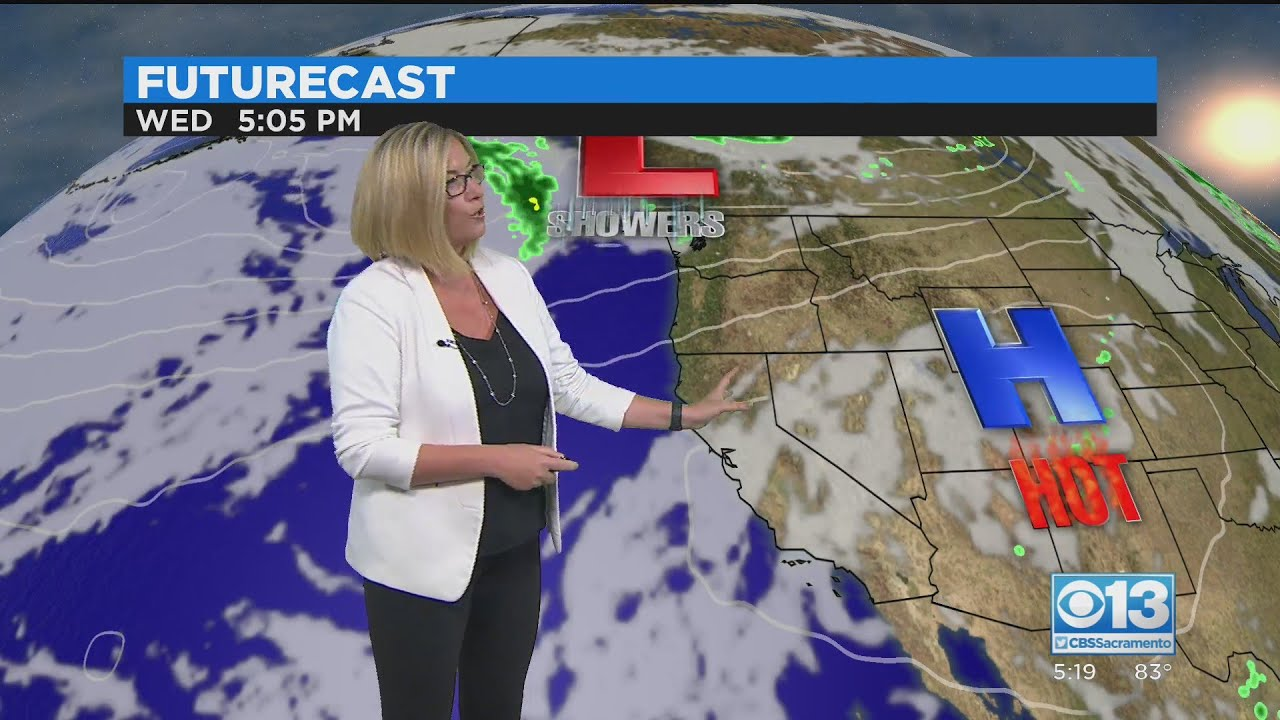 Download Monday Evening Forecast - 6/14/21
