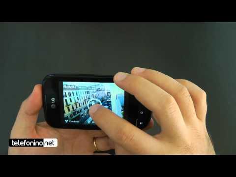 Lg Optimus Net videoreview da Telefonino.net