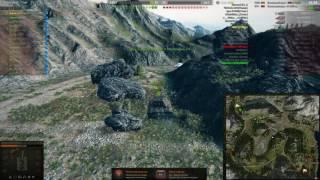 Бой на карте Перевал с кланом MORAY (18+)