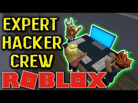 XBOX | ROBLOX | FLEE THE FACILITY #1 // EXPERT HACKER CREW???