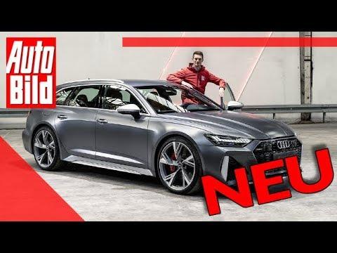 Audi RS 6 Avant (2020): Test - Neuvorstellung - Kombi - Motor - Infos