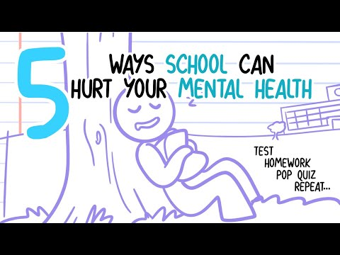 5 Ways School Can Hurt Your Mental Health   GIVEAWAY: BACK TO SCHOOL!