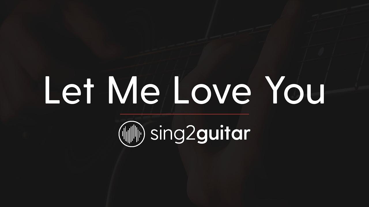 lirik lagu let me love you mario