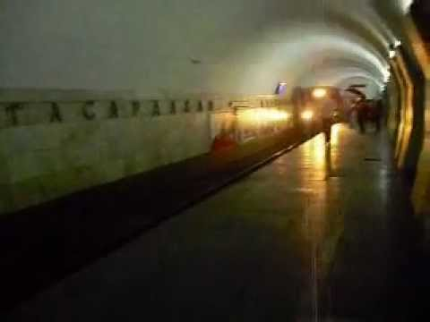 Yerevan's Metro
