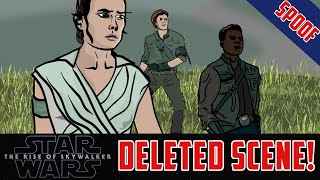 Star Wars: The Rise of Skywalker DELETED SCENE (Spoof) |  Star Wars Episode 9 Trailer