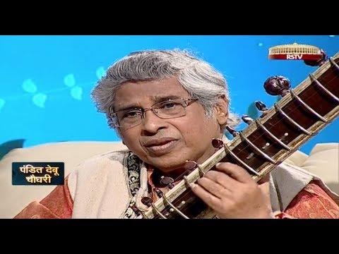 Shakhsiyat with Pt. Debu Chaudhuri