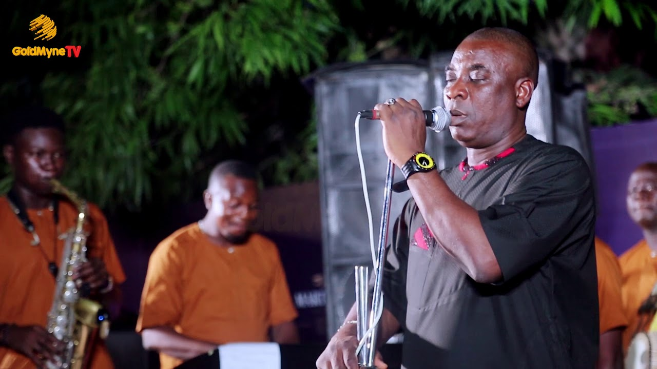 Download MARTELL NIGHT WITH K1 DE ULTIMATE AT MAMBILLAH HOTEL  PART 1