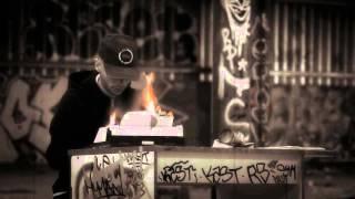 """LACRAPS - """"MACHINE A ECRIRE"""" (beat by OBL) CLIP"""