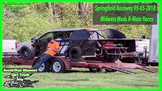 Springfield Raceway | USRA B-Mods